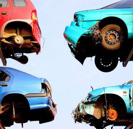 Desguace de automóviles en Zamora. Tramitación de baja de vehículos